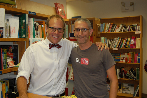 Meeting Alton Brown