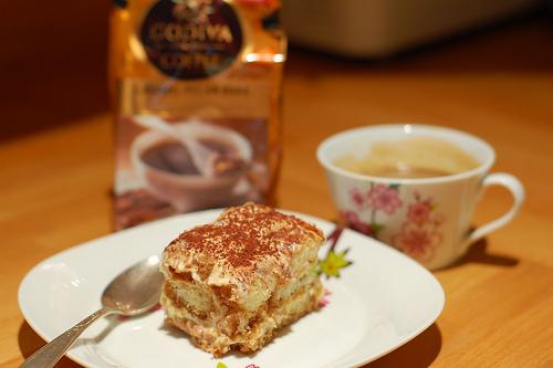 Godiva Caramel Pecan Coffee Tiramisu